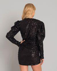 Czarna sukienka Rio