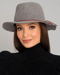 Šedý klobouk Andre