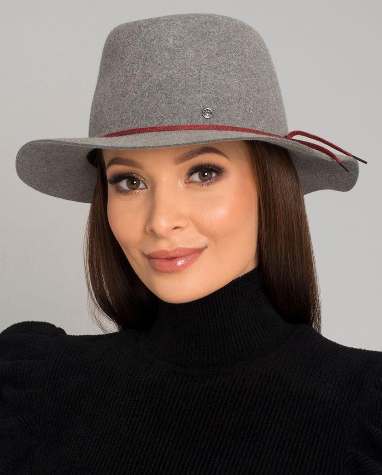 Szary kapelusz Andre