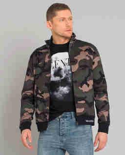 Bluza bomberka Camouflage