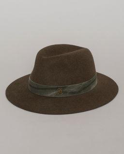 Zielony kapelusz Derek