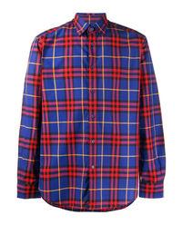 Koszula oversize w kratę