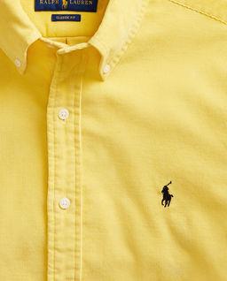 Koszula ze sztruksu Custom Fit