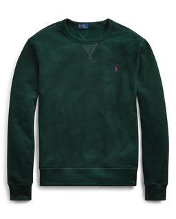 Zielona bluza z bawełny