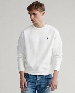 Biała bluza z bawełny