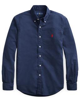 Koszula Custom Fit Oxford