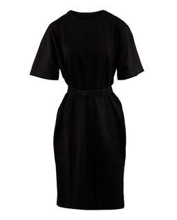 Bawełniana sukienka z nadrukiem