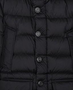 Czarna kurtka Cluny