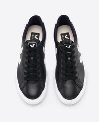 Czarne sneakersy Esplar