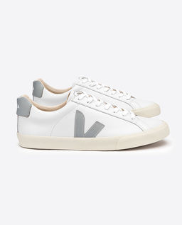 Białe sneakersy Esplar