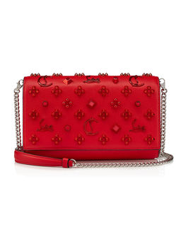 Czerwona kopertówka Paloma