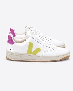 Sneakersy z kontrastowym logo
