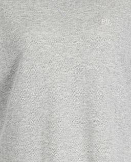 Szara koszulka piżamowa