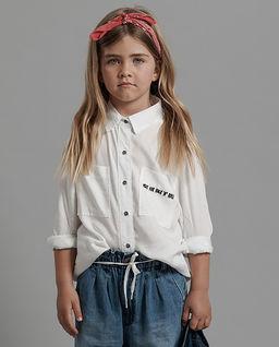 Biała koszula Soho 5-14 lat