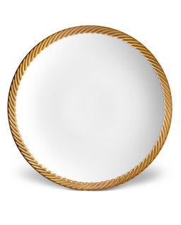 Pozłacany półmisek Corde Gold