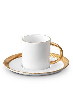 Filiżanka do espresso Corde Gold