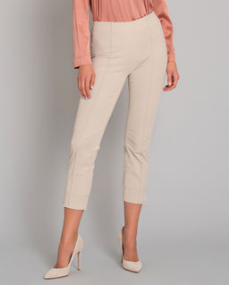 Modelujące spodnie Capri