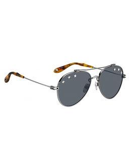 Okulary przeciwsłoneczne Aviator Stars