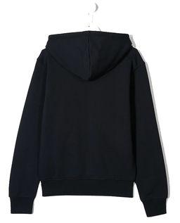 Granatowa bluza z kapturem 4-16 lat