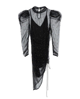 Sukienka z koralikami Clemence