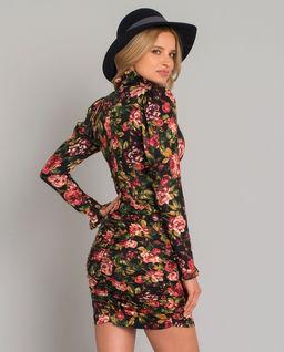 Sukienka w kwiaty Karren