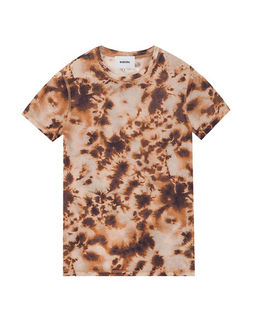 T-shirt  z krótkim rękawem Tie-dye