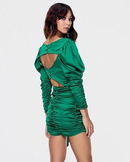 Zielona sukienka Isabeli