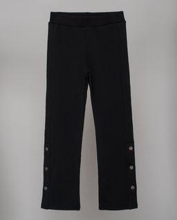 Czarne spodnie 6-12 lat