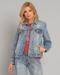 Kurtka jeansowa Bandit