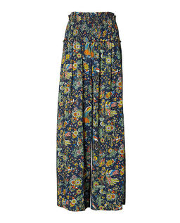 Wielokolorowe spodnie