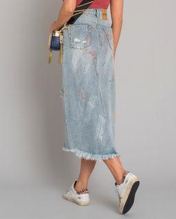 Jeansowa spódnica Rocko