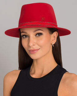 Czerwony kapelusz Andre
