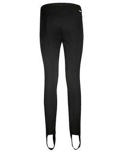 Czarne spodnie Skinny