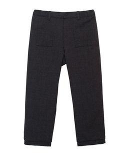 Spodnie wełniane 0-3 lata