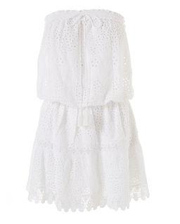 Biała sukienka Iris