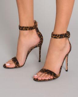 Sandały w cętki Portofino