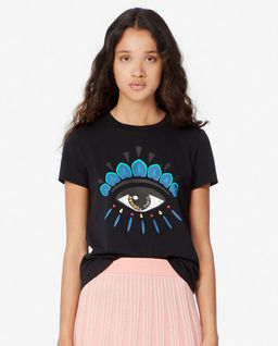 T-shirt z okiem