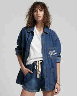 Kurtka jeansowa Bowery