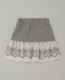 Spódnica z falbaną