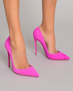 Różowe szpilki So Kate 12 cm