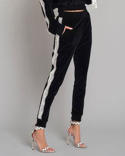 Spodnie dresowe z logowaniem