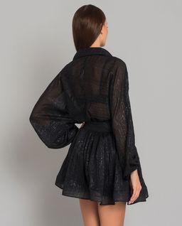 Czarna sukienka Amelia
