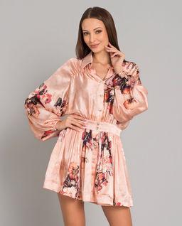 Sukienka z jedwabiu Amelia