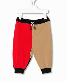 Kolorowe spodnie dresowe 0-2 lat