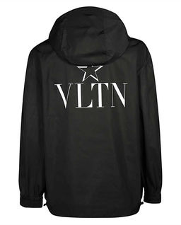 Czarna kurtka VLTN