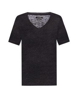 Lniana koszulka