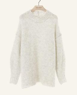 Moherowy sweter Idol