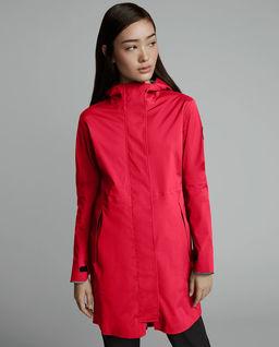 Czerwona kurtka Salida