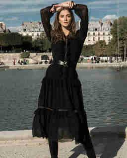 Sukienka w stylu boho Cherie