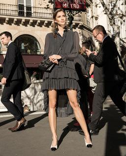 Asymetryczna sukienka boho Jolie